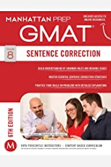 GMAT Sentence Correction (Manhattan Prep GMAT Strategy Guides Book 8) Kindle Edition