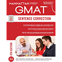 GMAT Sentence Correction (Manhattan Prep GMAT Strategy Guides Book 8)