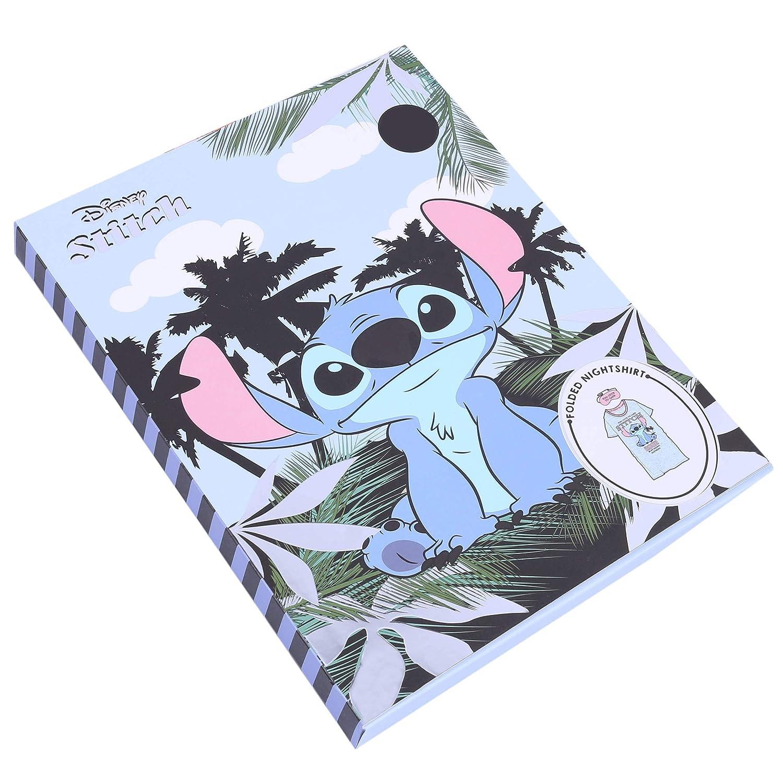 Camis/ón Stich Disney Color Azul
