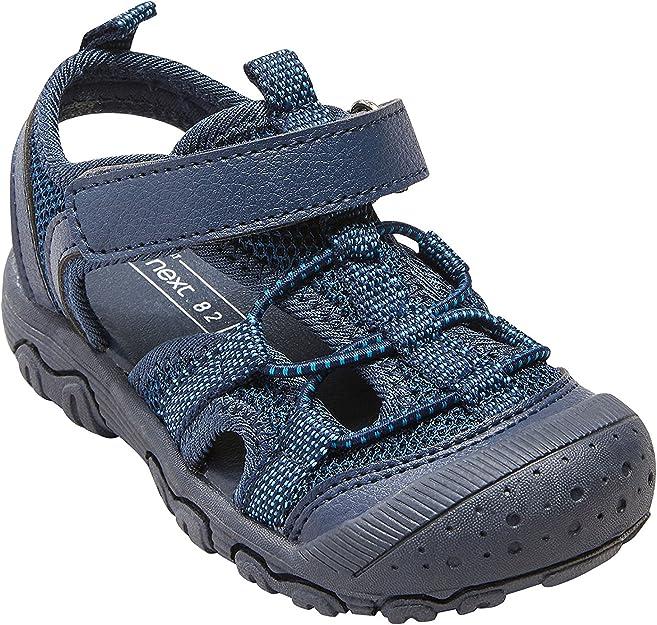 Boys' Sandals Blue Size: 10.5 Child UK