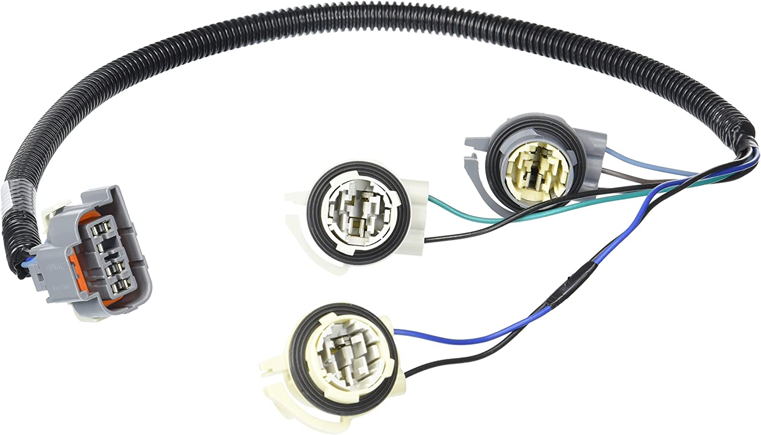 Left Genuine GM 16526129 Tail Lamp Wiring Harness