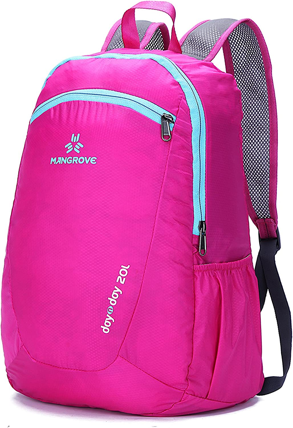 Mangrove 15L 20L Ultra Lightweight Packable Backpack, Hiking Daypack for Camping Outdoor Travel Biking School Traveling