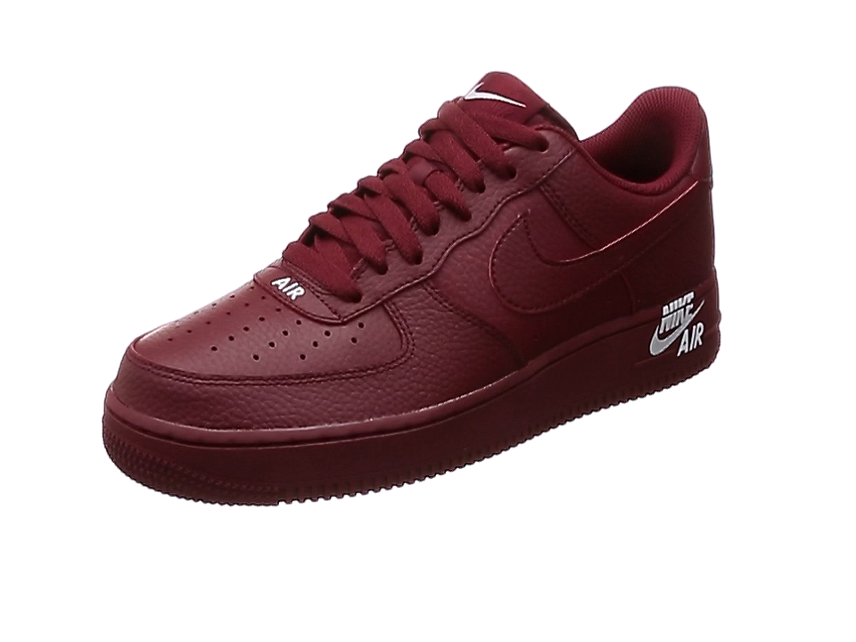 60d46482 Nike Mens Nike Air Force 1: Amazon.co.uk: Shoes & Bags