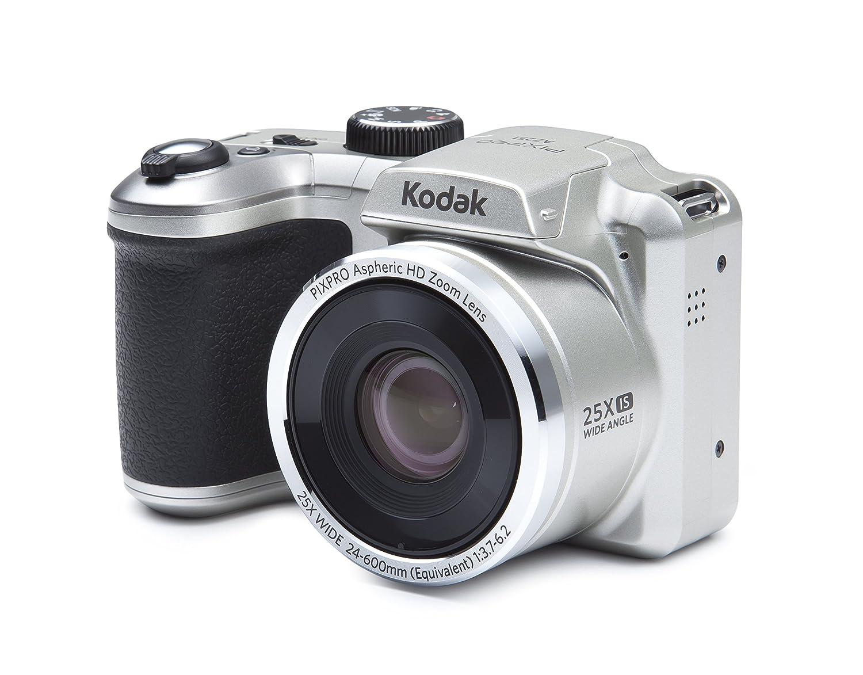 Kodak AZ251-BK Digital Camera, Black Synnex Canada Dropship