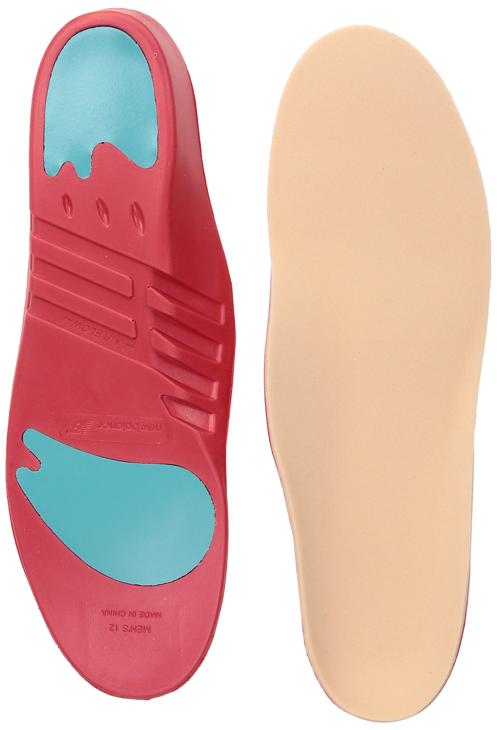 New Balance Insoles 3020 Pressure Relief Insole-Neutral Shoe, beige Medium/M 9-9.5, W 10.5-11 D US