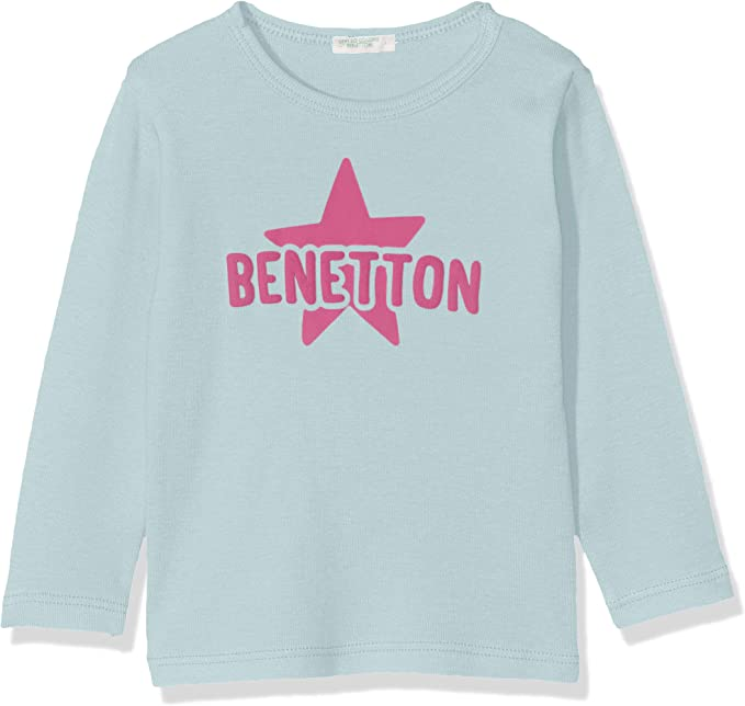 United Colors of Benetton Baby-Jungen Pullunder T-Shirt