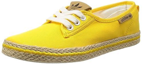 d25f11d7cbb2 Image Unavailable. Image not available for. Colour  adidas Originals  Women s Honey Plimsole Espadrille W ...