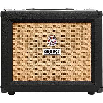 orange amplifiers crush pro cr60c 60w guitar combo amp black musical instruments. Black Bedroom Furniture Sets. Home Design Ideas