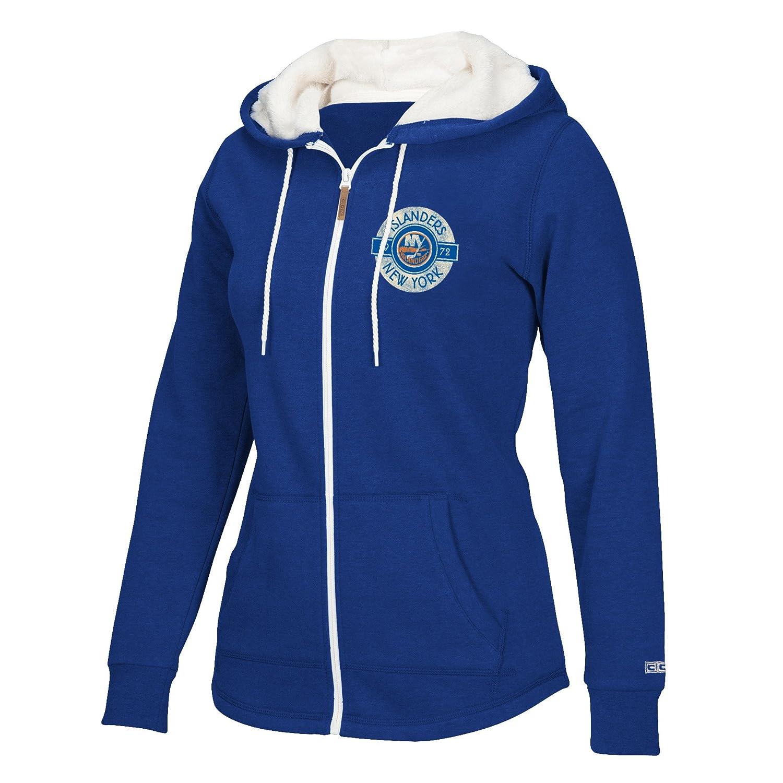 Amazon.com   adidas NHL Women s CCM Full Zip Plush Hoodie   Sports    Outdoors b931ff527