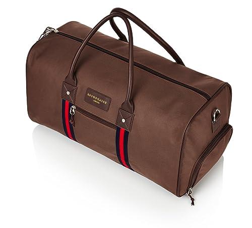 Sac de voyage de mode sac de voyage portable Sac de sport Sac de sport avec compartiment de chaussures, E