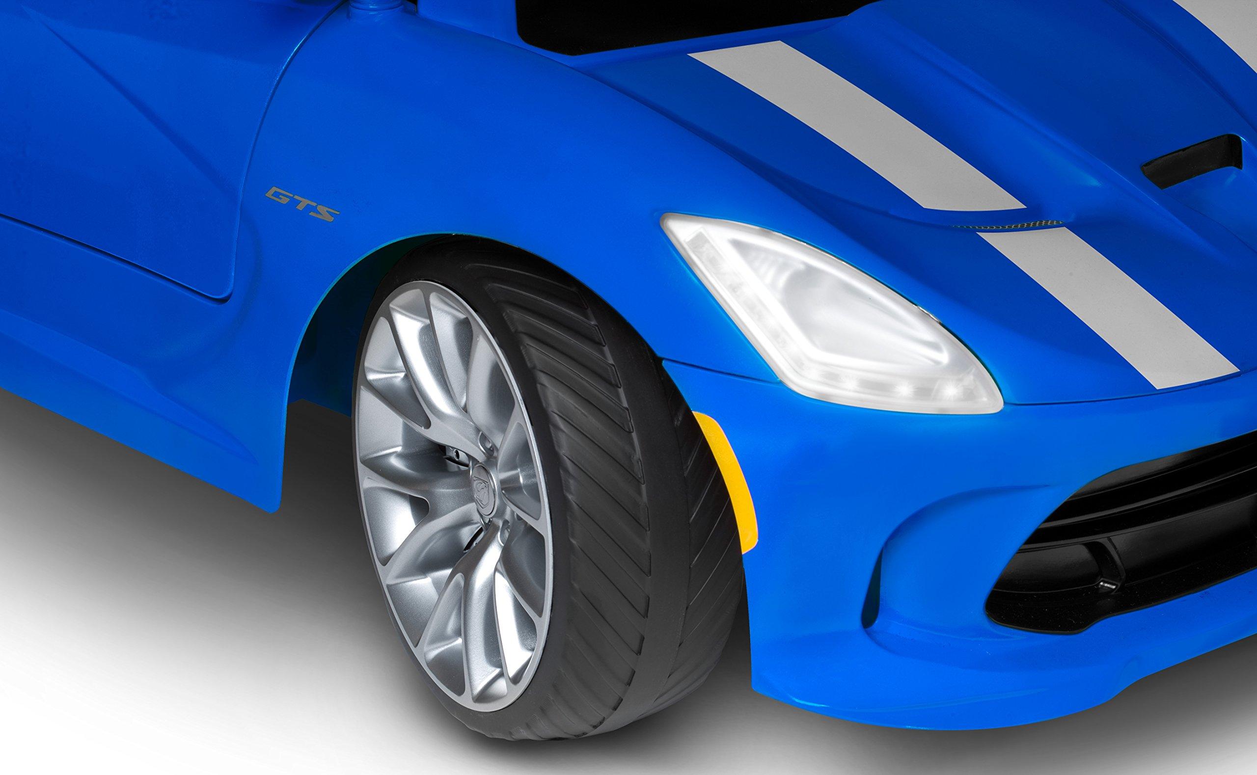 Kid Trax Dodge Viper SRT 12V Ride On by Kid Trax (Image #4)