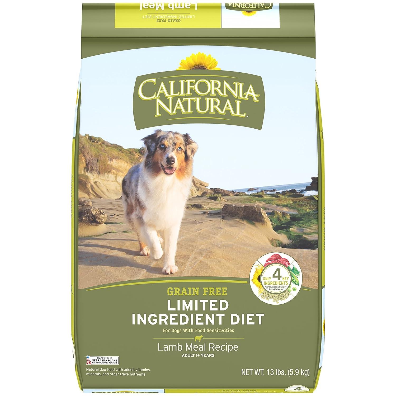 california naturals dog food reviews