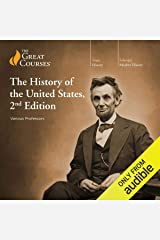 The History of the United States, 2nd Edition Audible Audiobook