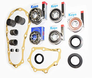 ROCKSTA9 Suzuki Transfer Case Rebuild Reco Kit Roller & Needle Bearings, Pilot & Main Bearings