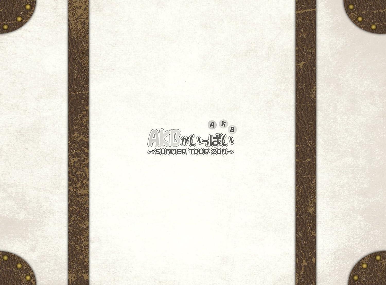 AKB48「AKBがいっぱい~SUMMER TOUR 2011~」スペシャルBOX [DVD] B008N3SNX2
