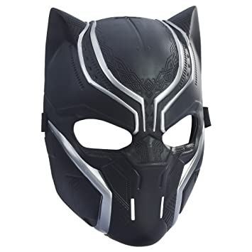 e6241be9a5691 Marvel Black Panther Black Panther Basic Mask  Amazon.ca  Toys   Games