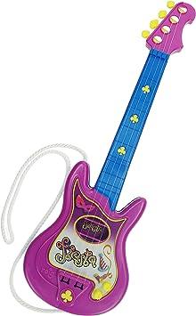 REIG Guitarra 4 Cuerdas Juguete (662085): Amazon.es: Juguetes y juegos