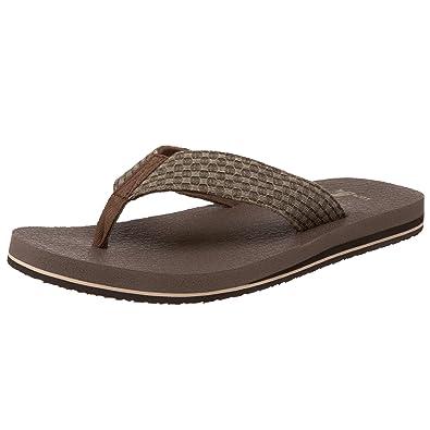 1616381d68e0 Sanuk Men s Yogi II Thong Sandal