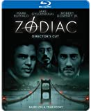 Zodiac Director's Cut - Limited Edition Steelbook [Blu-ray]