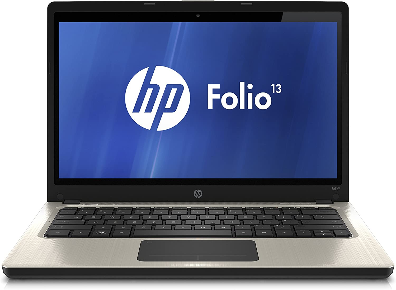 "HP Folio 13-1029WM 13.3"" Ultrabook (1.4 GHz Intel Core i3-2367M Processor, 4GB RAM, 128GB Solid State Drive, Windows 7 Home Premium 64-bit)"