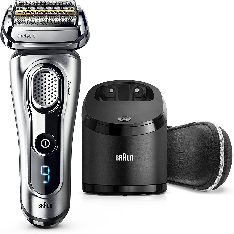 Braun Series 9 9291cc Wet&Dry Máquina de afeitar de láminas ...