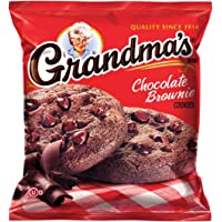 60-Pack Grandma's Chocolate Brownie Cookies 2.5 Ounce