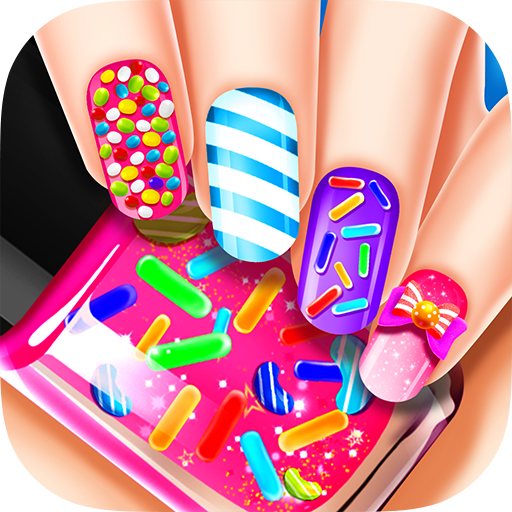 Magic Beauty Candy Nails Salon from Bear Hug Media Inc