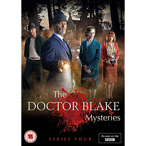 The Doctor Blake Mysteries - Series 4 [DVD] [2016]