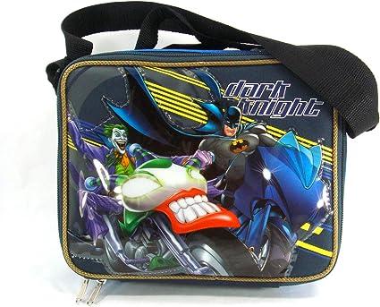 Amazon.com: Batman Insulated Lunch Box - Batman and Joker on ...