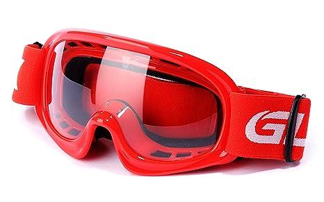 Amazon.com: GX08 - Gafas para niños y jóvenes, motorcross ...