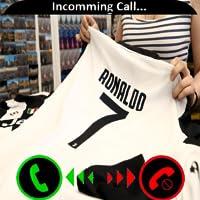 Juventus Fake Call To Ronaldo