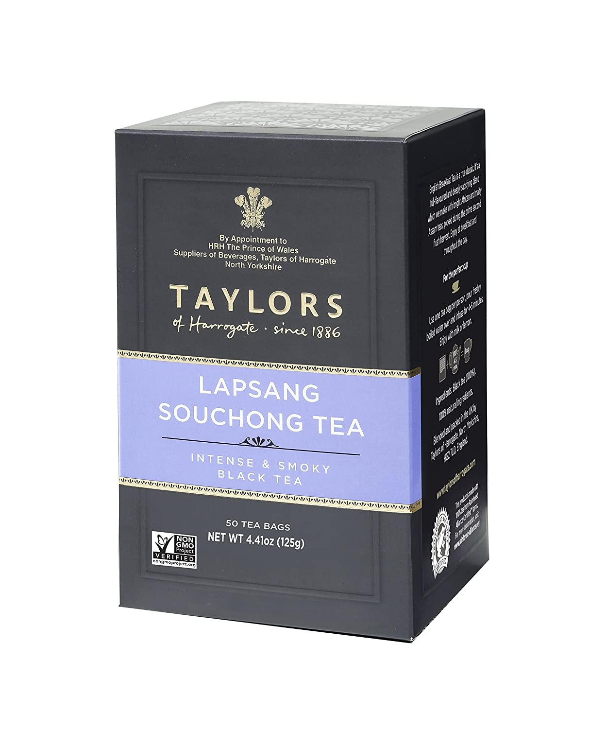 Taylors of Harrogate Lapsang Souchong, 50 Teabags