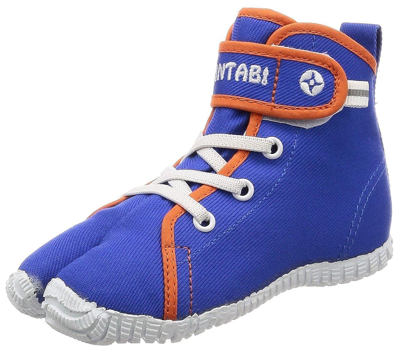 Marugo] Toddler/Kids Tabi Boots Ninja Shoes Jikatabi (Outdoor) NINTABI Slip-on, w.Rubber Sole
