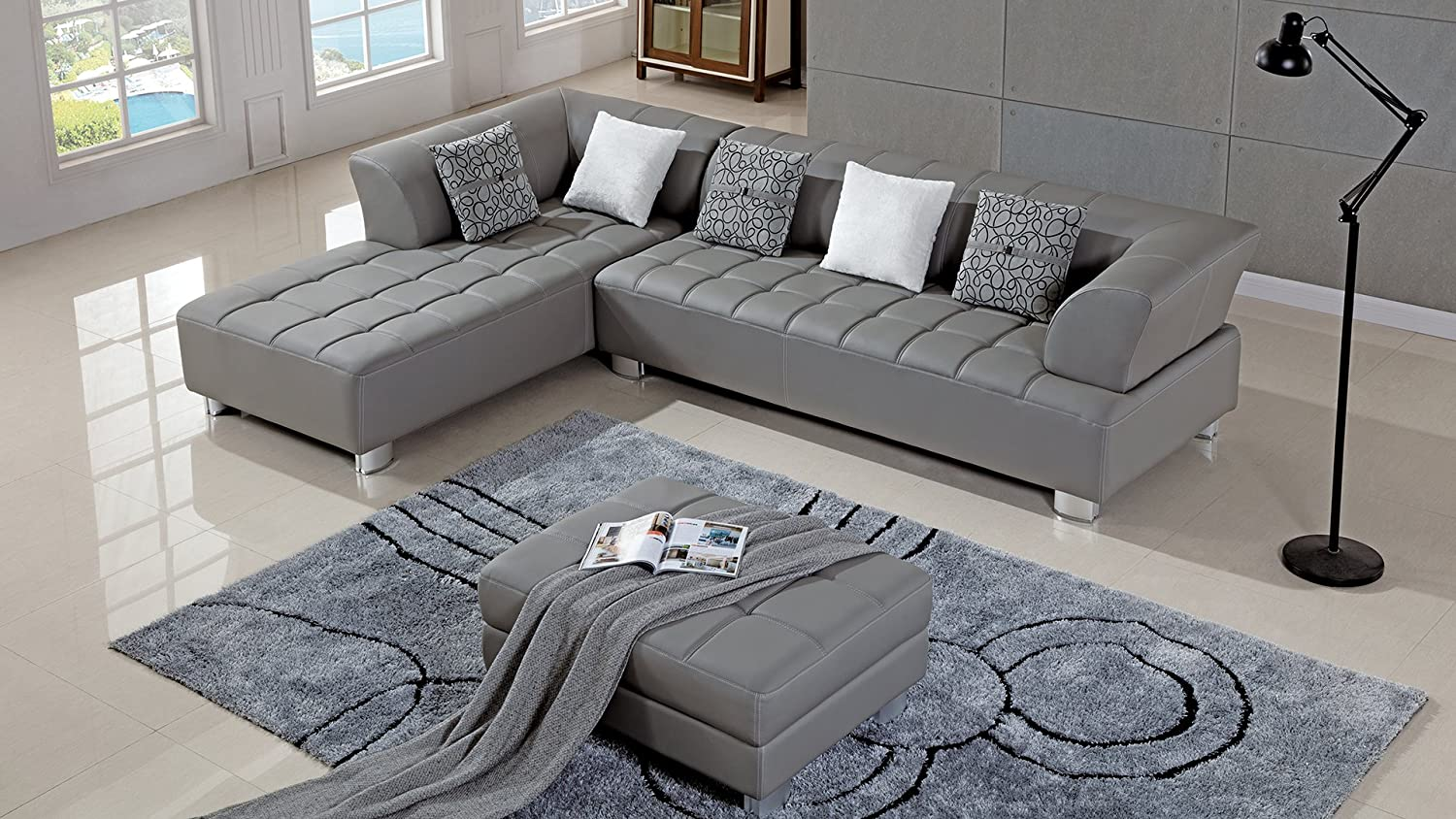 Amazon.com: American Eagle Furniture Aventura Collection ...