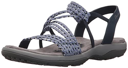Skechers Damen Reggae Slim-Stretch Appeal Slingback Sandalen, Parent