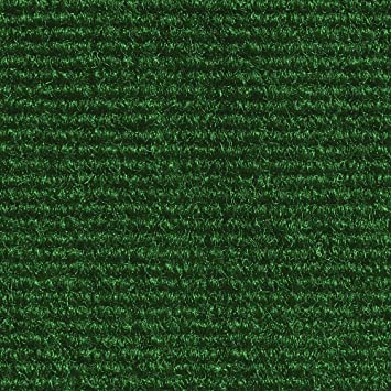 Superbe Indoor/Outdoor Carpet With Rubber Marine Backing   Green 6u0027 X 10u0027