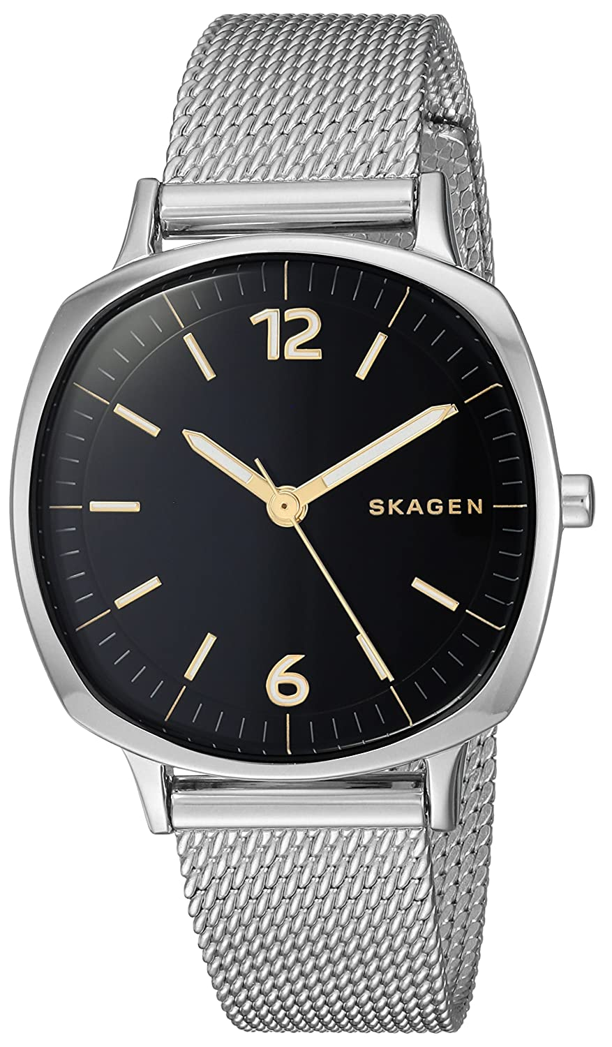 Skagen Women s Rungsted Quartz Watch with Stainless-Steel Strap, Silver, 14 Model SKW2628