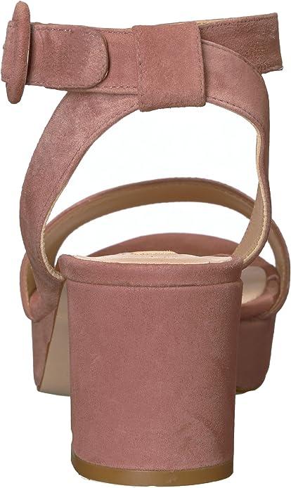 Choose SZ//color Bennett Women/'s Alie Heeled Sandal Details about  /L.K