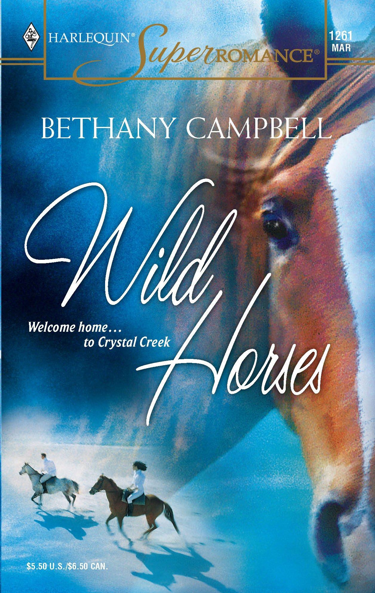 Download Wild Horses (Harlequin Superromance No. 1261) PDF