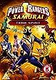 Power Rangers Samurai: Volume 3 - Team Spirit [DVD]