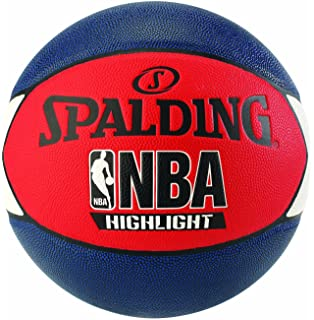 Spalding NBA Highlight Outdoor SZ.7 (83-194Z) balón de ...