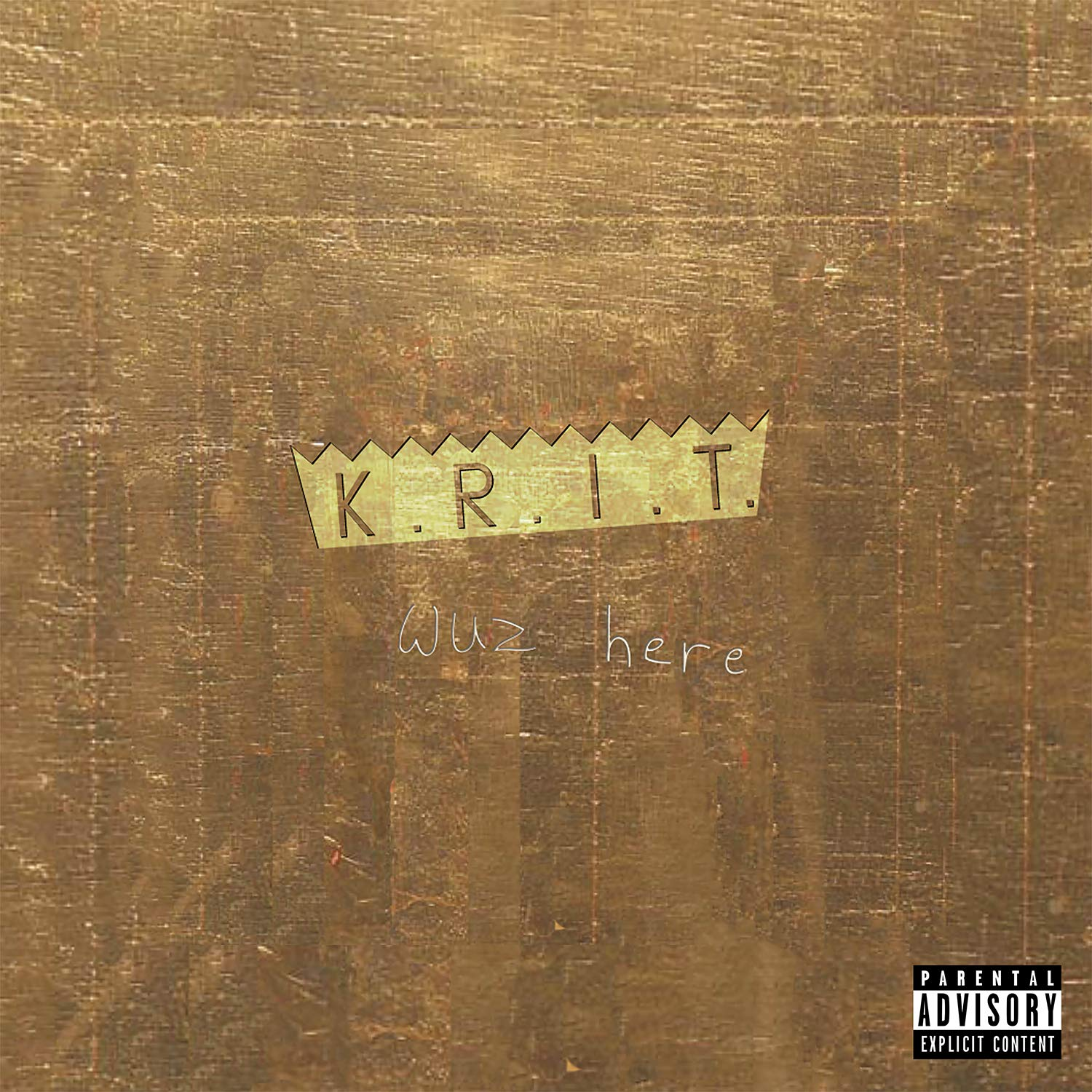 Book Cover: K.R.I.T. Wuz Here