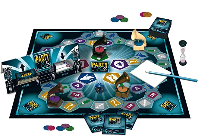 Diset - Party & Co Original, (ref. 10044): Amazon.es: Juguetes y juegos