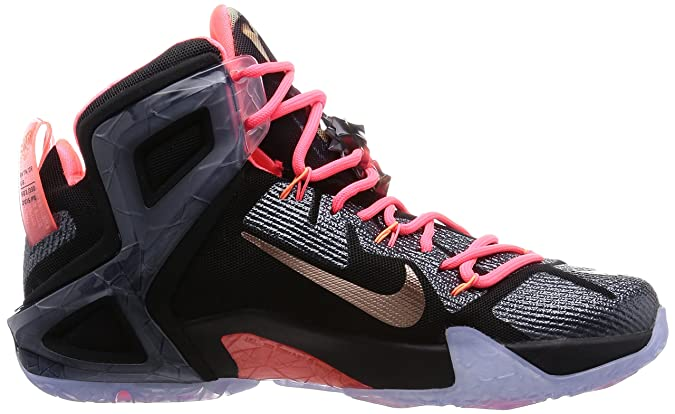 official photos 785e2 91929 8cd82 125d1  discount code for amazon nike lebron 12 elite 8.5 rose gold  724559 091 basketball 3363a 8ce95