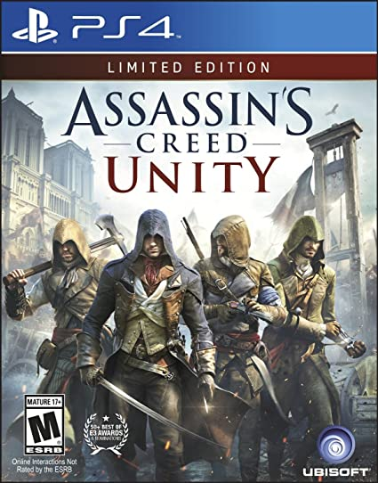 Buy Assassin's Creed Unity:Limited Edition (PS4) Online at Low