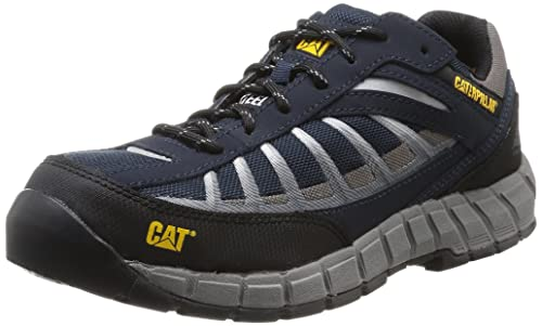 Cat Footwear INFRSTRCRE ST, Botas Chelsea para Hombre, Azul (Marino), 40