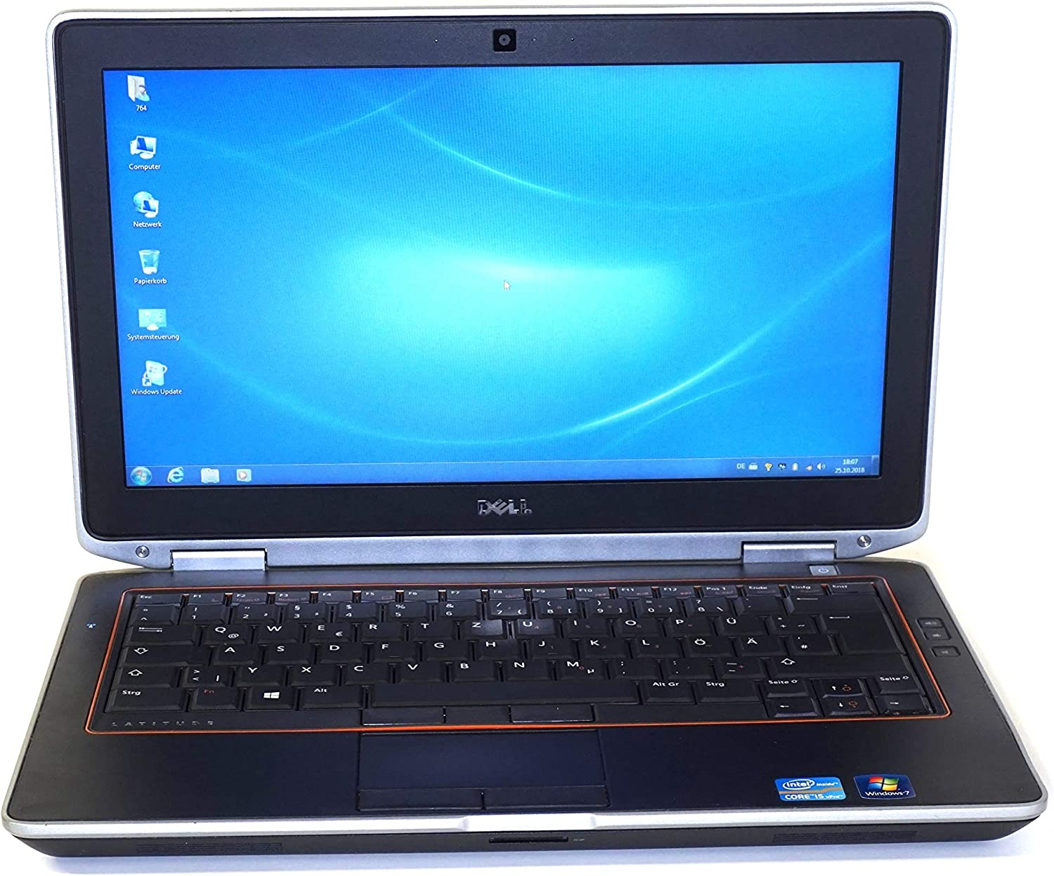 DELL Latitude E6320 – PC portátil – 13,3 – Gris (Intel Core i5 ...