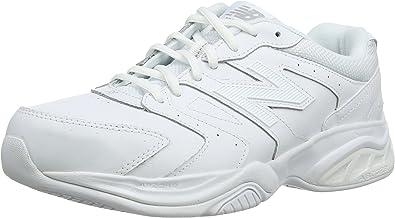 New Balance MX624AW3 2E - Zapatillas de Running de Otra Piel para Hombre Blanco Blanco 47: Amazon.es: Zapatos y complementos