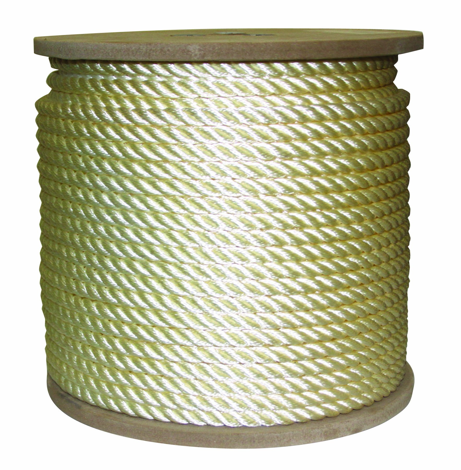 Rope King TN-12400 Twisted Nylon Rope 1/2 inch x 400 feet