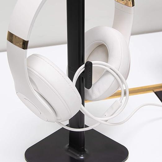 Bluelounge Posto 2 0 Kopfhörerständer Elektronik